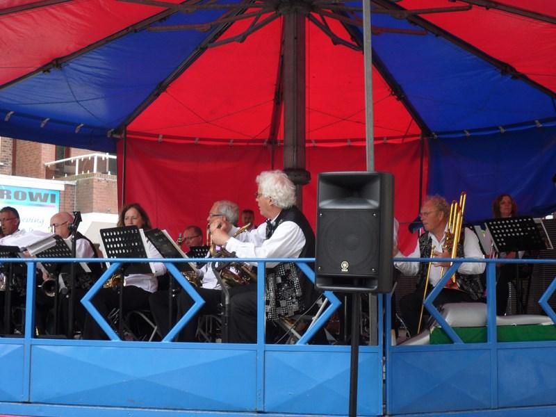 Gemeenten concert Stevinstraat